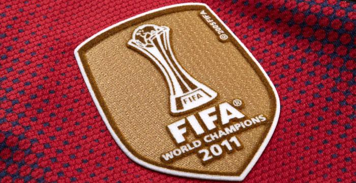 FIFA WCC badge 2011 FC Barcelona