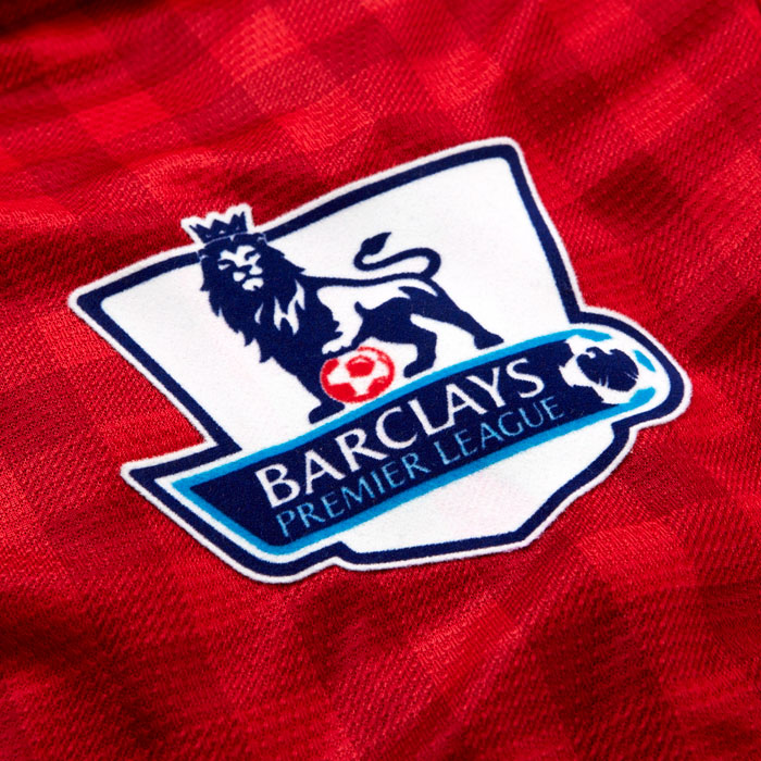 Man Utd Premier League ærmemærker