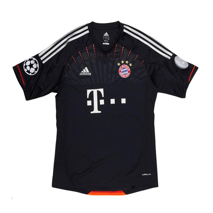 FC Bayern CL udebane trøje