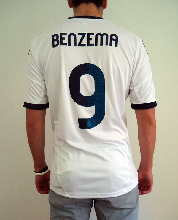Real Madrid printing 12-13