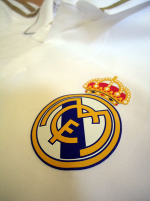 Real Madrid old logo