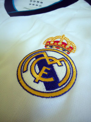 Real Madrid new logo 12-13