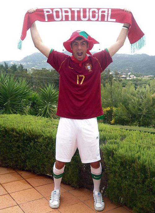 Portugal fan full kit