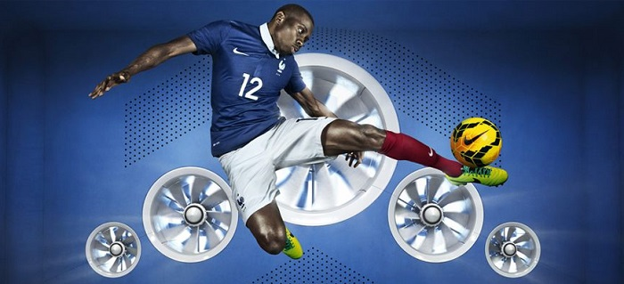 France home jersey World Cup 2014