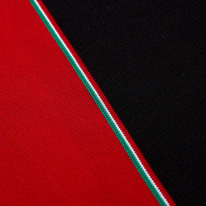 AC Milan trøje stof italiensk flag