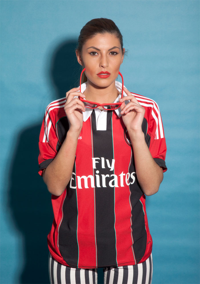 AC Milan home kit 2012-13