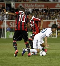 AC Milan player Prince 10
