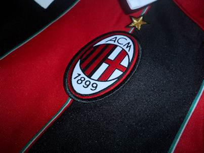 AC Milan home jersey the end