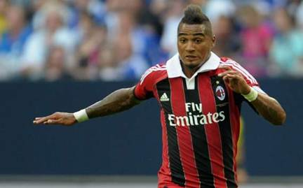 AC Milan Kevin Prince Boateng
