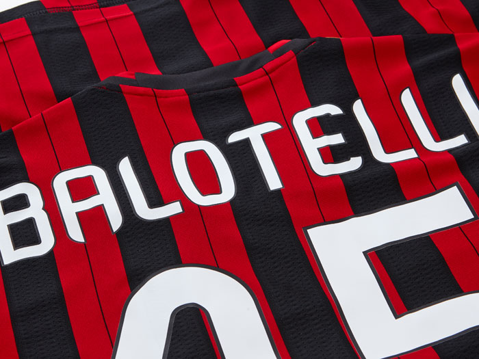 Stilscreen - AC Milan Balotelli 45