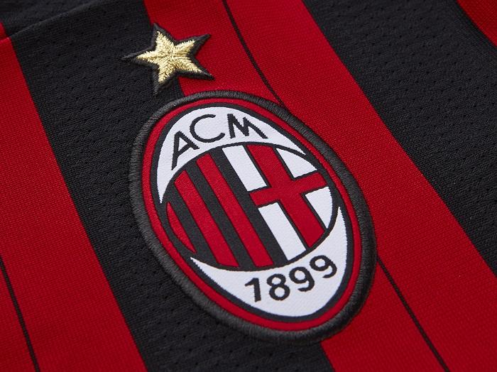 AC Milan home club crest 13/14