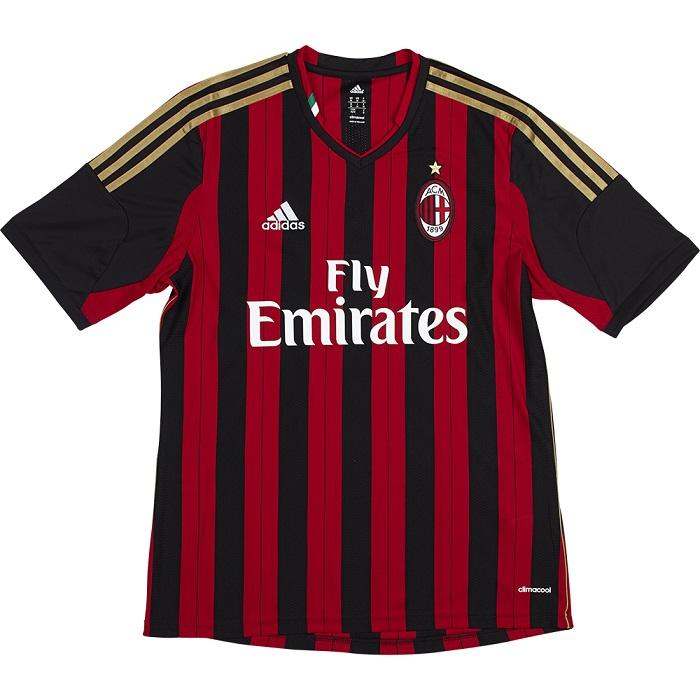 AC Milan home jersey 13/14