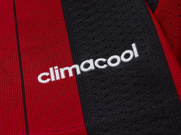 AC Milan home jersey 2013/14 Clima Cool