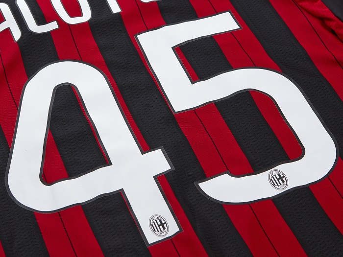 AC Milan numbers 4 and 5