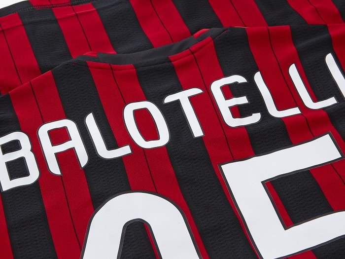 AC Milan letters 13/14 style