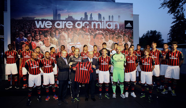 we are AC Milan 13/14 campaign