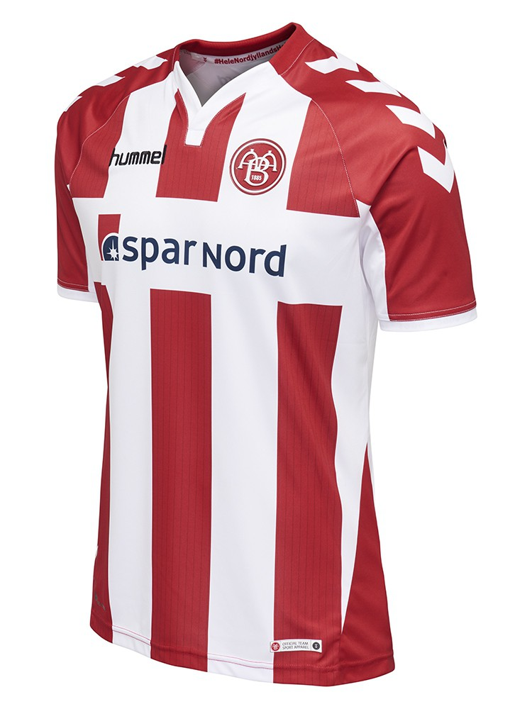 Aab home jersey 2017/18