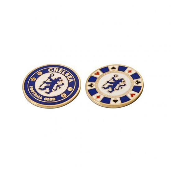 Chelsea FC Casino Chip Ball Marker