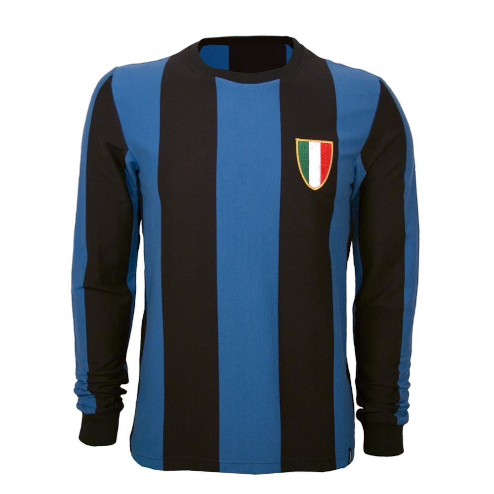 Copa Inter 1960's Long Sleeve Retro Shirt