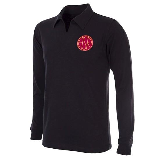 AS Roma 1934 -35 Long Sleeve Retro Football Shirt