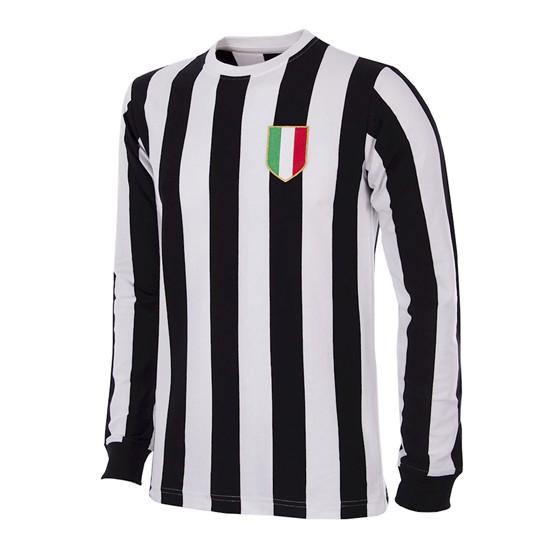 Juventus FC 1951 - 52 Long Sleeve Retro Shirt