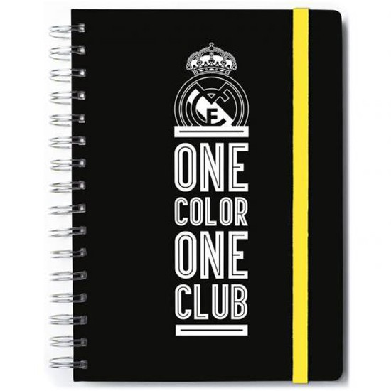 Real Madrid FC Notebook