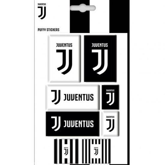 Juventus FC Bubble Sticker Set