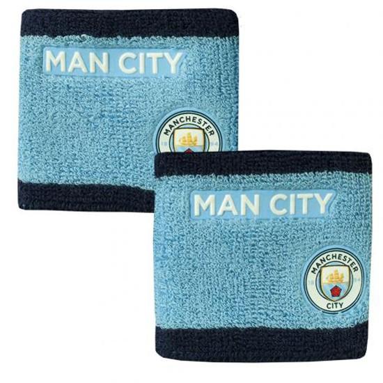 Manchester City FC Wristbands