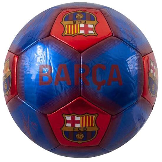 FC Barcelona Football Signature