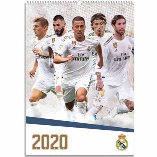 Real Madrid FC Calendar 2020