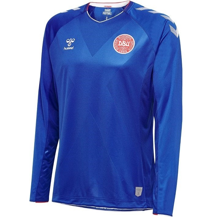Denmark goalie jersey Long Sleeve - youth