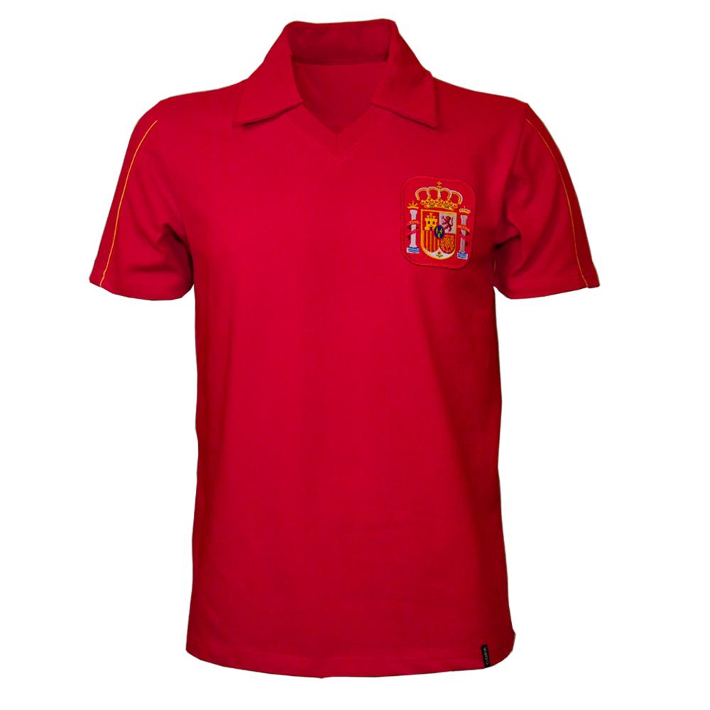 Copa Spain 1980's Short Sleeve Retro Shirt
