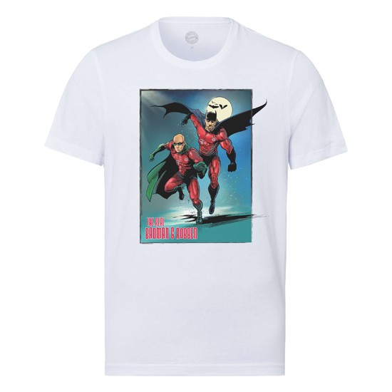 FC Bayern Munchen T-Shirt Robbery
