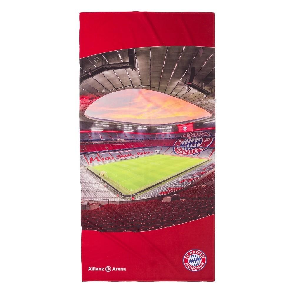 FC Bayern Munich beach towel - Allianz Arena