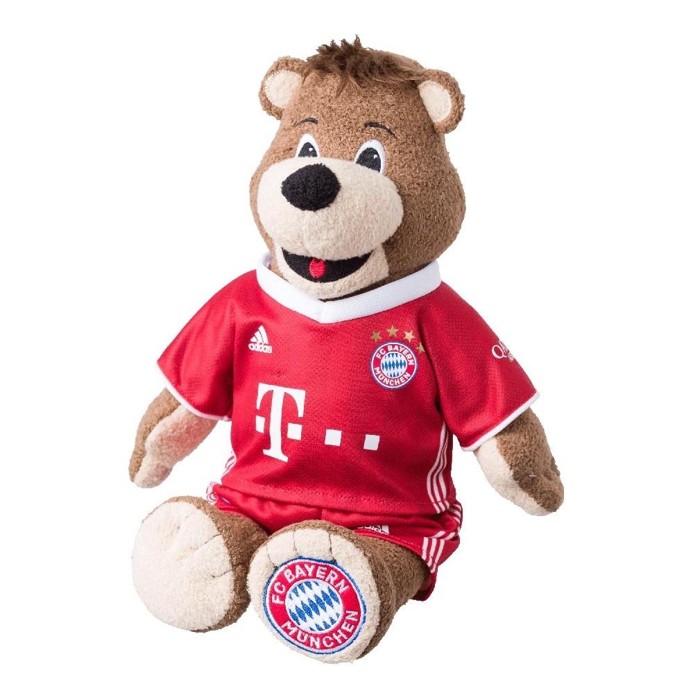 Berni - FC Bayern Munich mascot - teddy bear