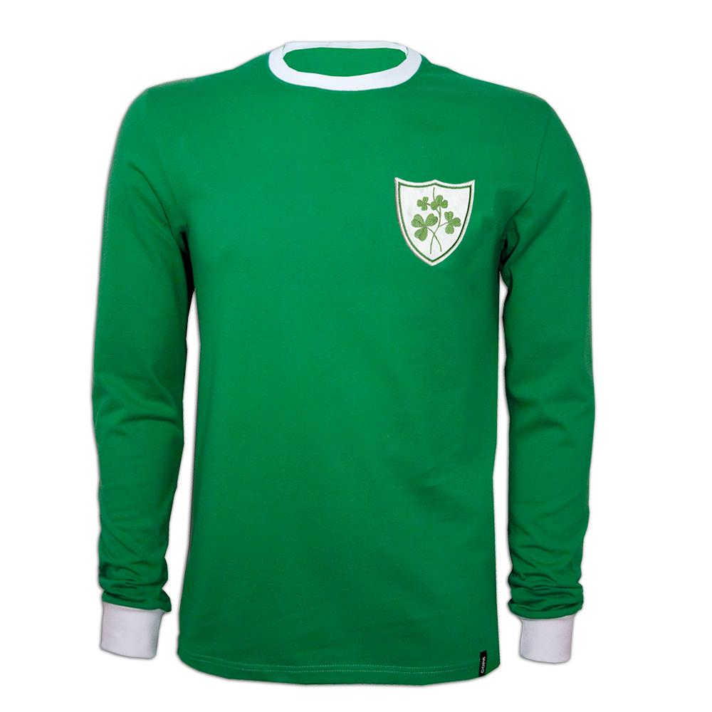 Copa Ireland 1960's Long Sleeve Retro Shirt
