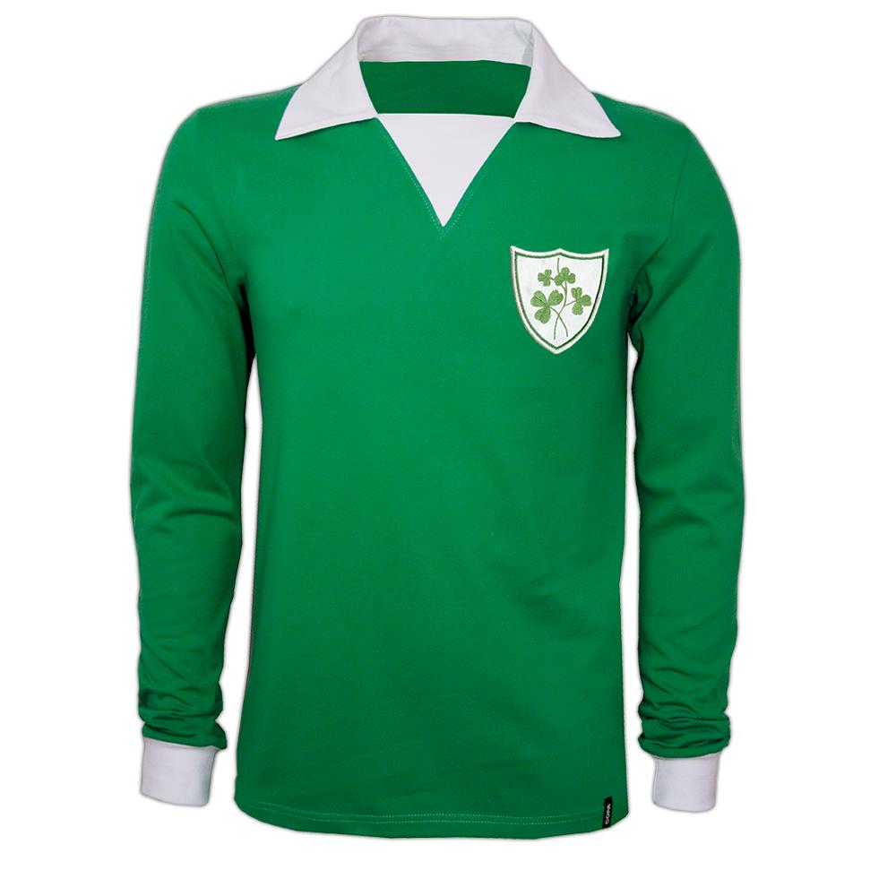 Copa Ireland 1970's Long Sleeve Retro Shirt