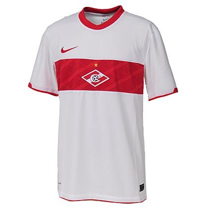 Spartak Moskva away jersey 2011/12