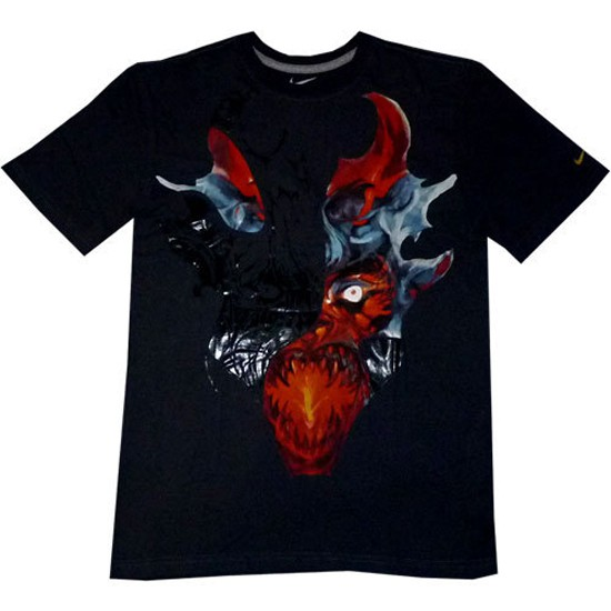 Manchester United t-shirt 2011 - Devil