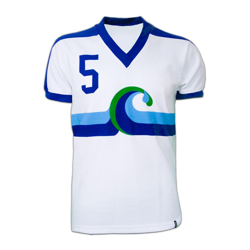 Copa California Surf Away 1980 Short Sleeve Retro Shirt