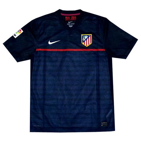 Atletico Madrid away jersey 2011/12 - youth