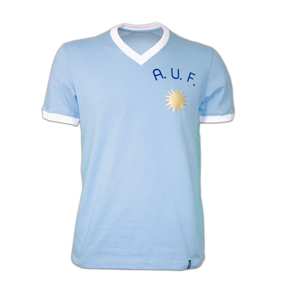 Copa Uruguay 1970's Short Sleeve Retro Shirt