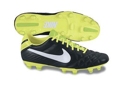 Tiempo Mystic IV FG SR4 soccer boots - black