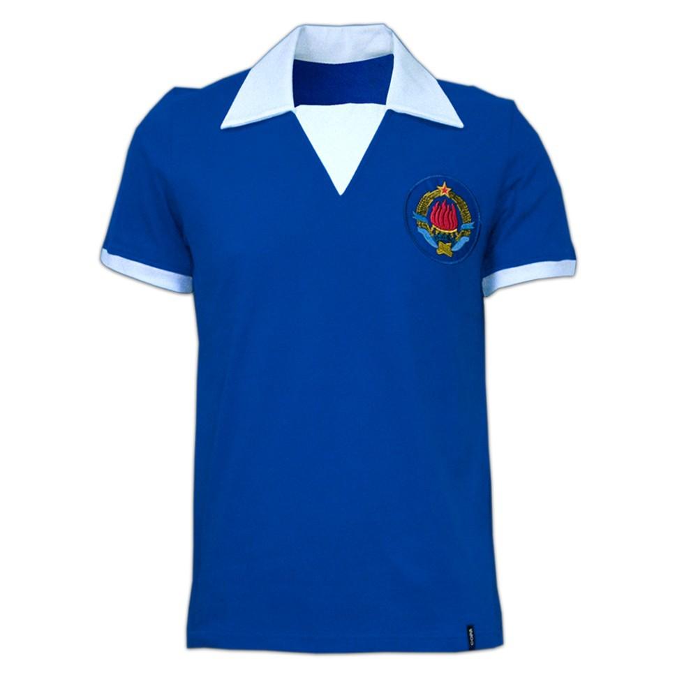 Yugoslavia 1980's Short Sleeve Retro Shirt