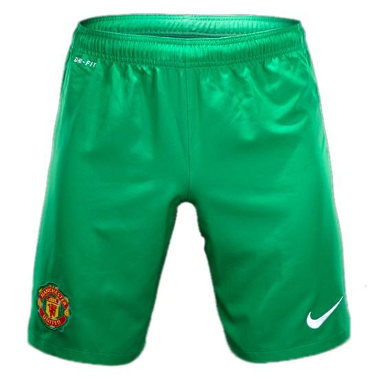 Manchester United goalie shorts 2012/13 - youth