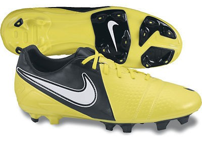 Nike CTR 360 Libretto FG Cleats - Yellow
