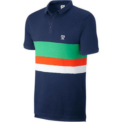 Nike CR Slim Collar Pique Mens Polo Shirt