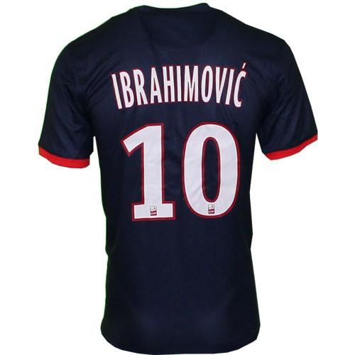Paris SG home jersey 2013/14 - Ibra 10