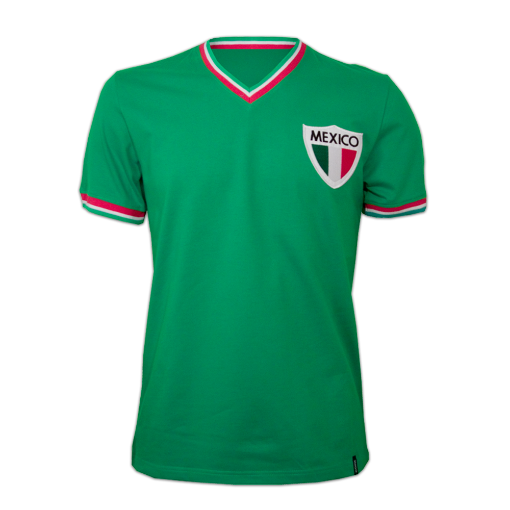 Copa Mexico Pelé 1980's Short Sleeve