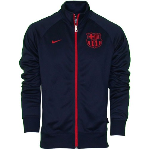 FC Barcelona trainer jacket 2013/14